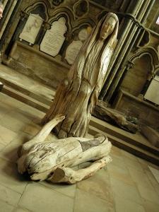 Pieta by Fenwick Lawson